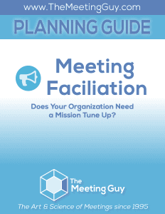 The Meeting Guy - Meeting Faciliation - Planning Guide cover